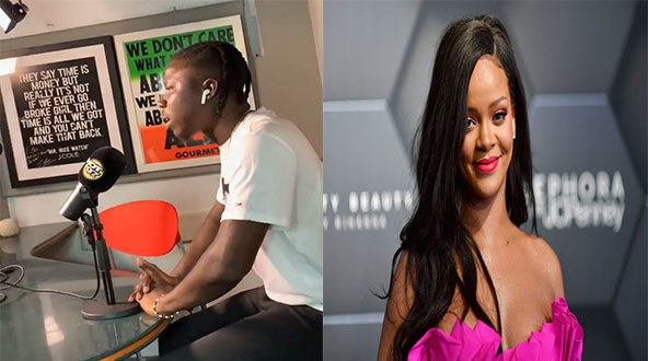 Wale New Album 2020 Stonebwoy Hints Of A Potential Collaboration With Rhihana Ahead Of