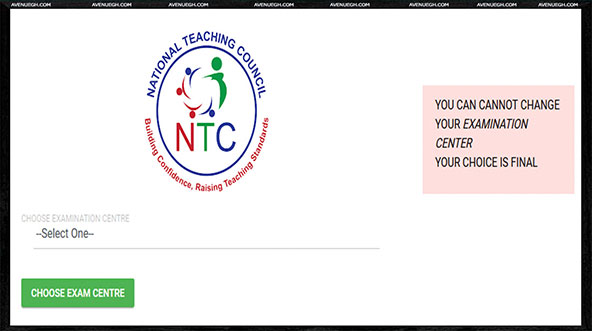 Resit-NTC-Licensure-Exams-Registration-Choose-Center