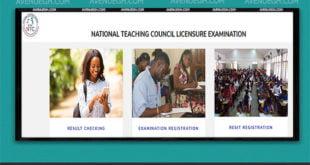 Register For NTC Ghana Teacher Licensure Exams - Avenuegh com