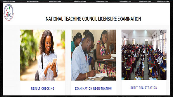 Resit-NTC-Licensure-Exams-Registration-Home-Page