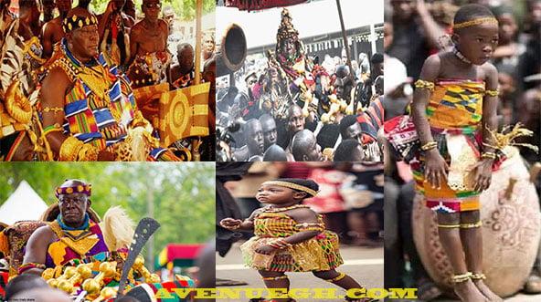 Ashanti-people