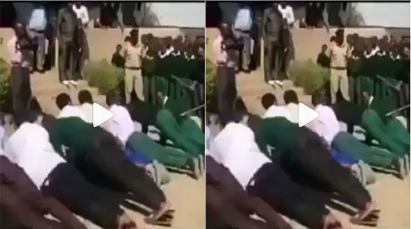 Tanzania-Flogging