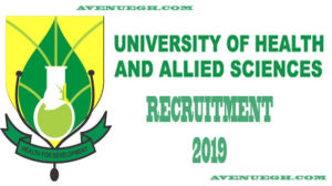 UHAS-recruitment-2019
