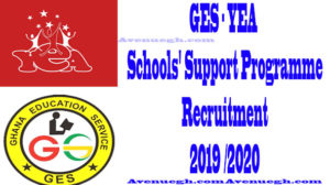 YEA-Schools SupportProgramme Application Procedures