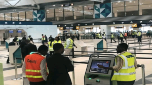Kotoka Airport Ghana-visa-rankings