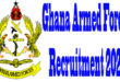 Ghana-Armed-Forces-Recruitment-2020