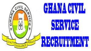 Ghana-civil-service-recruitment