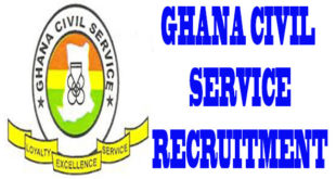 Ghana-civil-service-recruitment